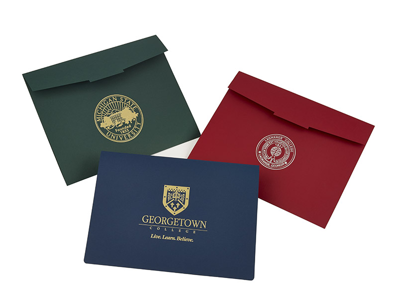 Certificate Holder Samples